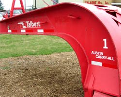 Talbert Carry All Trailers
